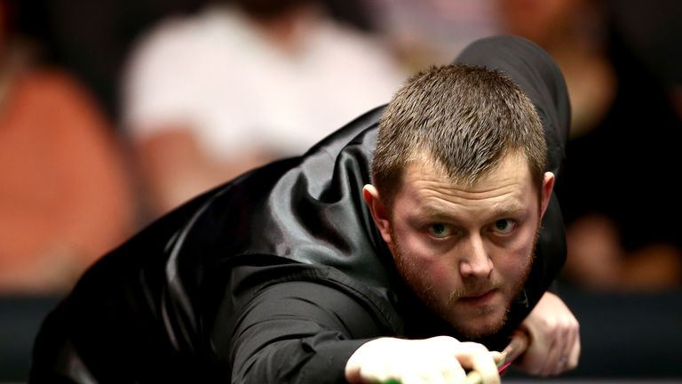 Mark Allen claimed his third ranking title in Manchester