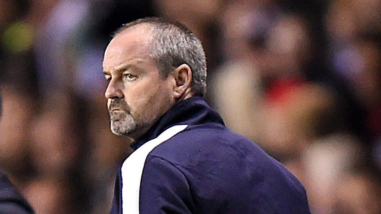 Steve Clarke is keeping calm over Reading's run of form