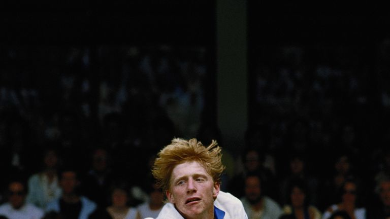 Former Wimbledon champion Boris Becker declared bankrupt | Tennis News |