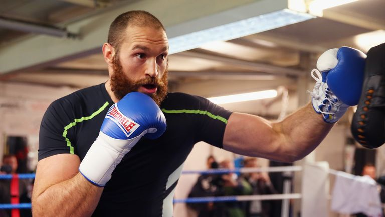Fury doubts Wilder will fight him