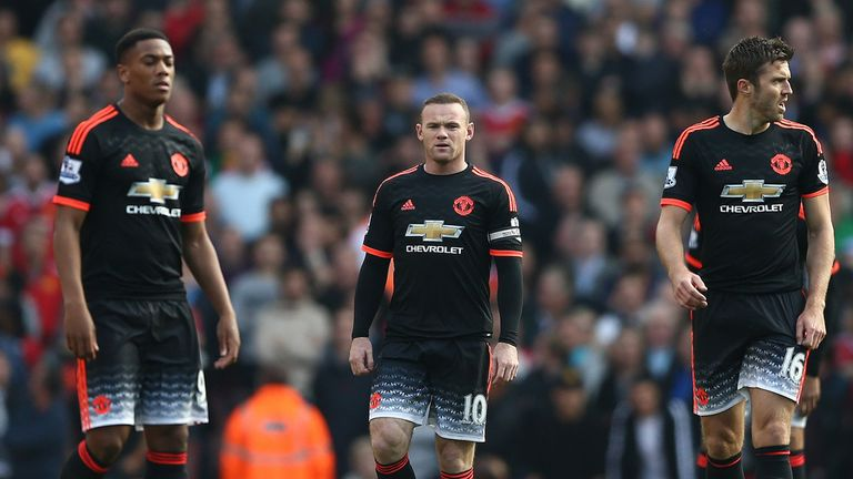 Woe for Wayne Rooney and Manchester United