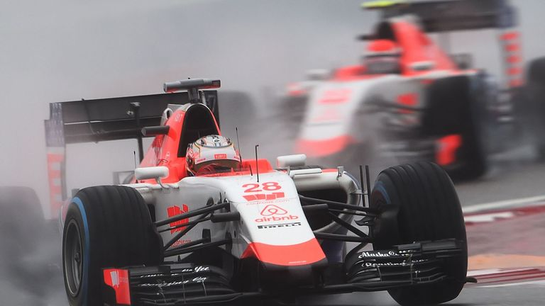 Manor have attracted interest from the USA over a potential takeover