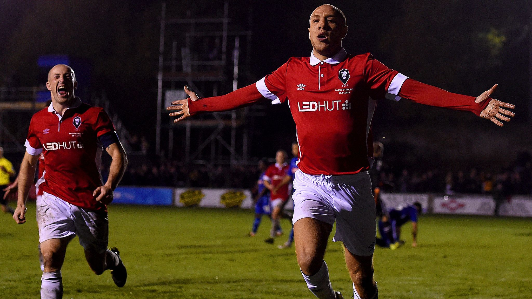 Salford city vs notts county betting on sports spread betting skills for a resume