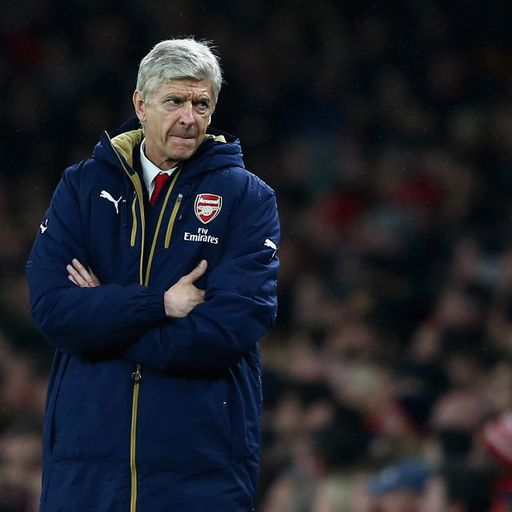 Wenger expects strong Liverpool
