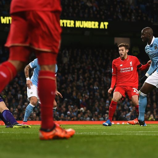 City-Liverpool talking points
