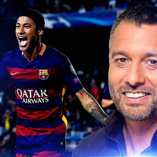 Neymar world 'No 2'