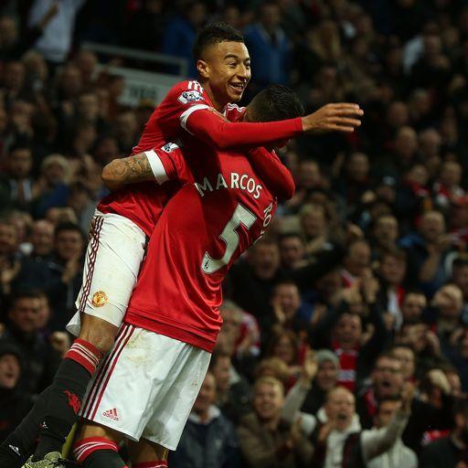Van Gaal: Lingard not ready for England