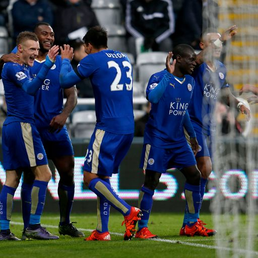 Can Leicester keep it up?