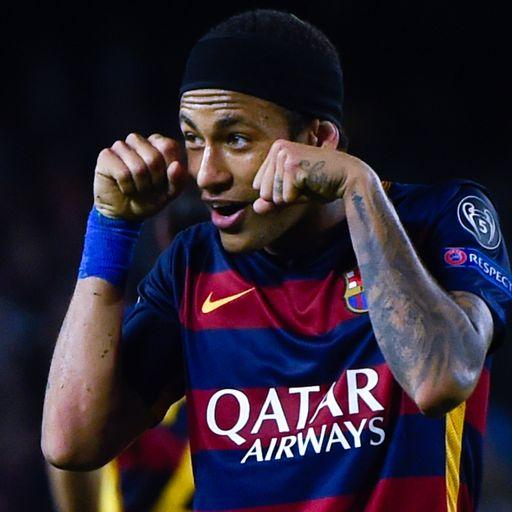 Neymar approach confirmed