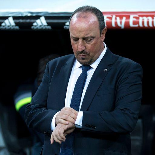Benitez given vote of confidence