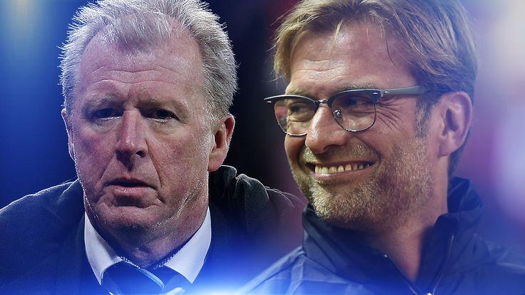 Steve McClaren and Jurgen Klopp are ready to meet again when Newcastle host Liverpool