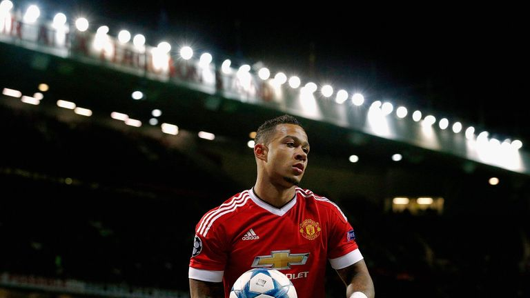 Memphis Depay Hires Personal Chef Following Weight Gain At Man United Football News Sky Sports