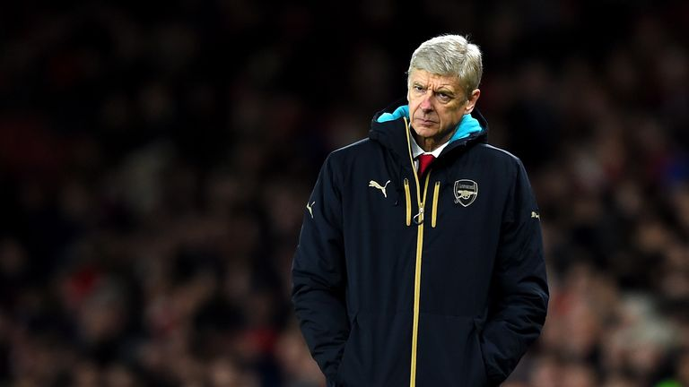 Arsene Wenger's side now need to beat Olympiakos to have any chance of reaching the last 16