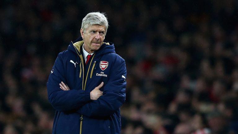 Arsenal manager Arsene Wenger backed Sanchez