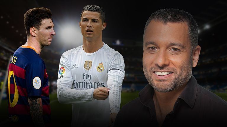Lionel Messi, Cristiano Ronaldo & Guillem Balague
