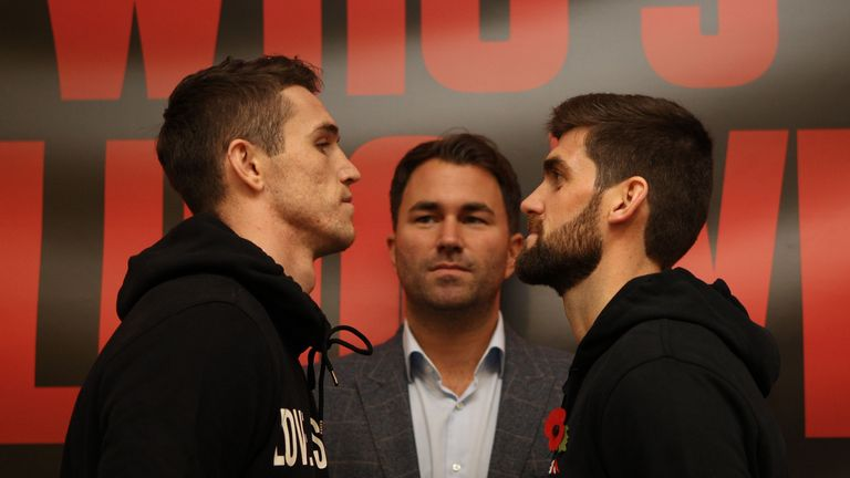 Rocky Fielding and Callum Smith topped the 'Battle of the Mersey' bill back in 2015