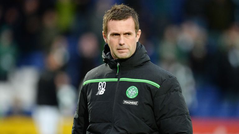 Celtic manager Ronny Deila saw his team respond to their defeat against Molde with a convincing win