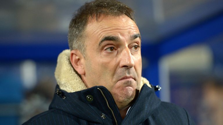 Carlos Carvalhal's Sheffield Wednesday were thumped 4-1 by Bristol City last weekend