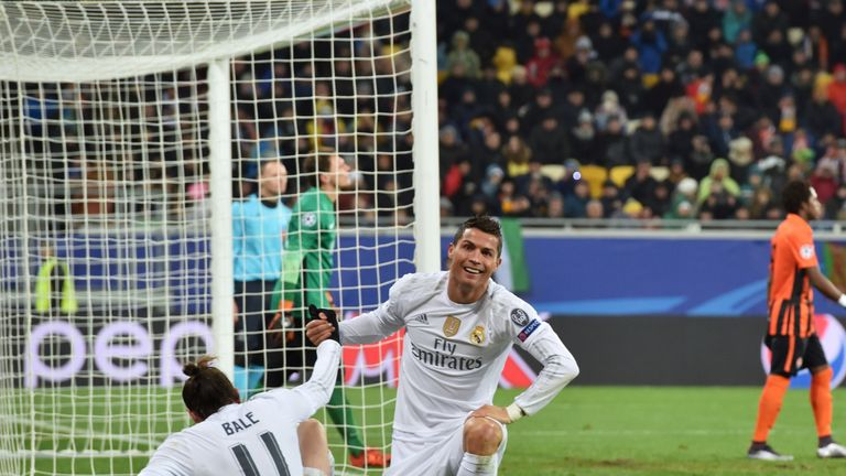 Image result for Cristiano Ronaldo with Gareth Bale