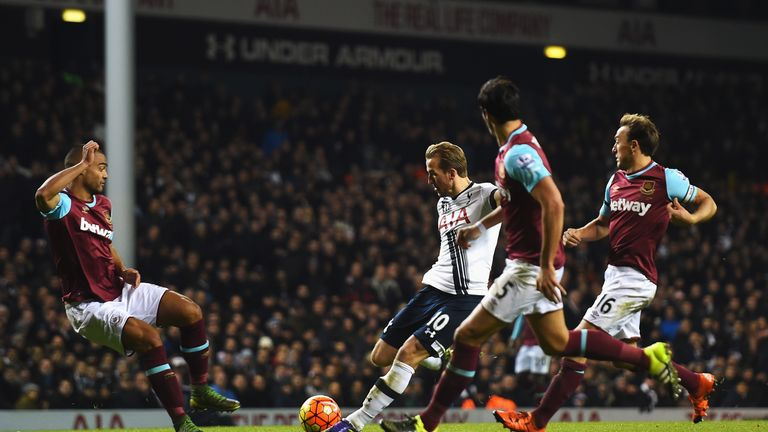 West Ham were overcome last time out at Tottenham, losing 4-1