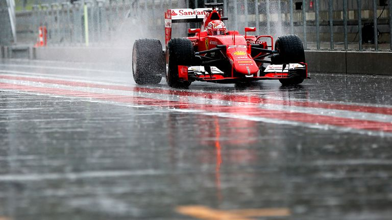 First impressions: Ferrari tester Antonio Fuoco debuts in Austria - Picture by Andrew Hone, Getty Images