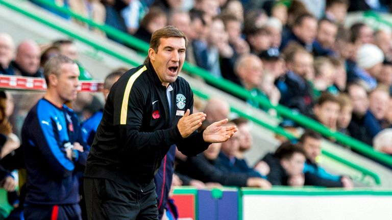 Alan Stubbs was happy to see his pre-match confidence vindicated with a 2-1 win over Rangers