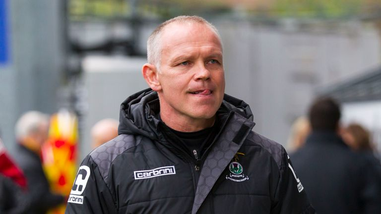 Inverness have confirmed manager John Hughes has left the club