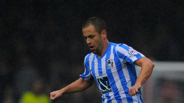 Joe Cole is staying with Coventry for the rest of the season