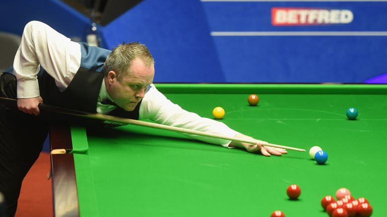 John Higgins remains a force to be reckoned with