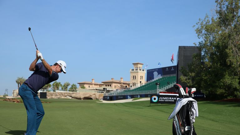 Justin Rose is in action at this week's season finale