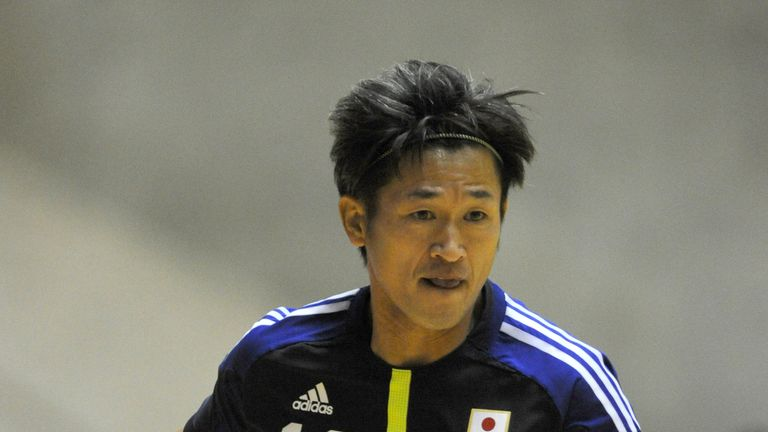 Kazuyoshi Miura will play until he is 49 after signing new deal