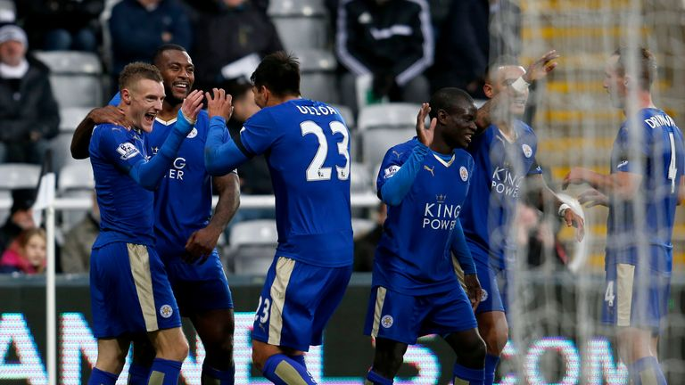 Premier League 2015/16: How odds changed as Leicester