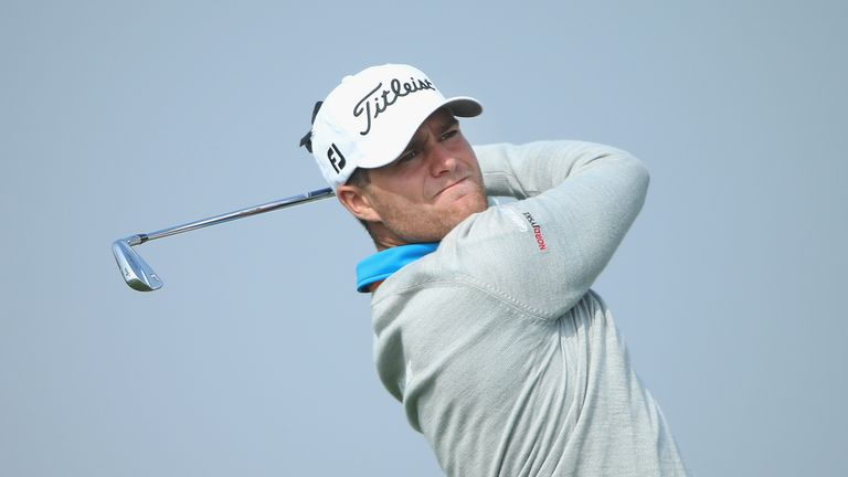 Lucas Bjerregaard bounced back impresively from a disastrous final day at Leopard Creek
