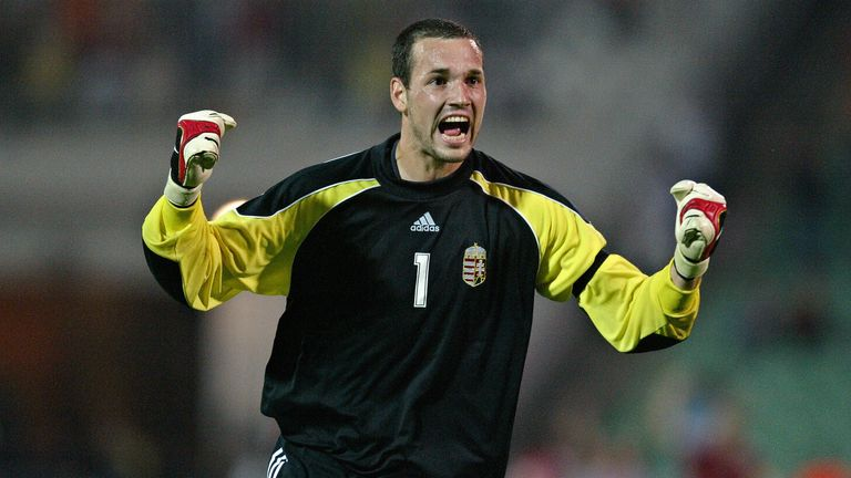 Marton Fulop made 24 appearances for Hungary