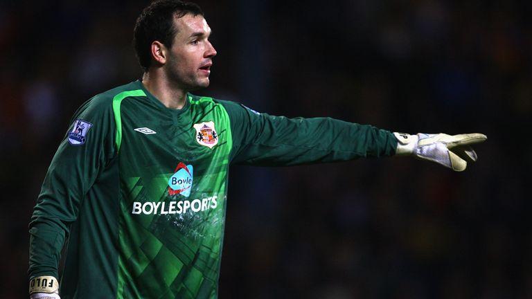 Former Sunderland goalkeeper Marton Fulop has passed away aged 32