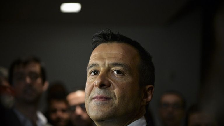 Jorge Mendes' link to Wolves has once again become a talking point this season