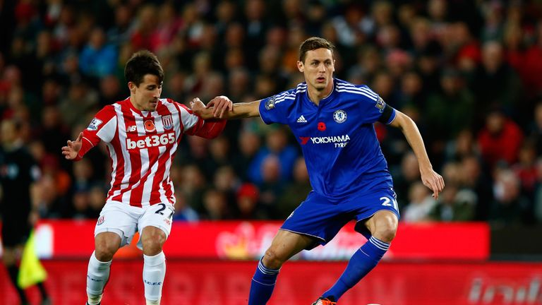 Nemanja Matic insists Chelsea are playing well but have been 'unlucky'