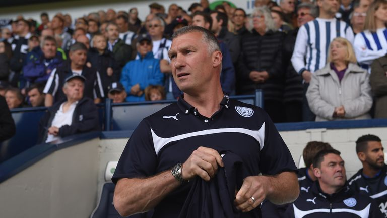 Discussions between Nigel Pearson and Fulham have broken down, according to Sky sources