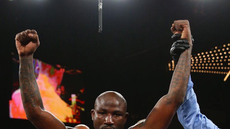 Ola Afolabi produced another clinical cruiserweight KO