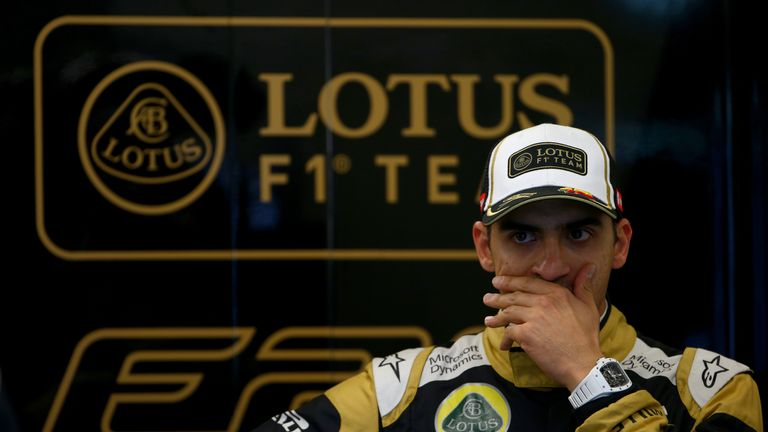 In 95 races, Maldonado won once but finished in the points just 14 times