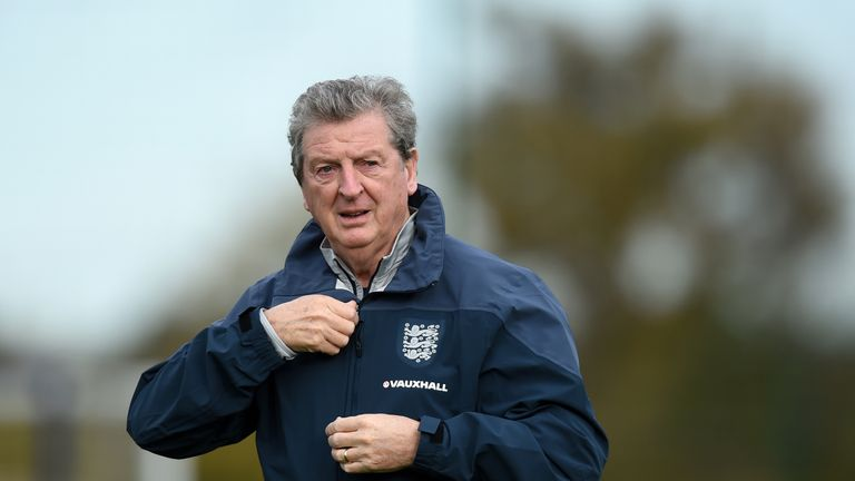 Roy Hodgson acknowledges that Tuesday's match will be overshadowed by the atrocities in Paris