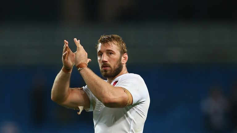 Former captain Chris Robshaw earned plaudits from Jones for his performances