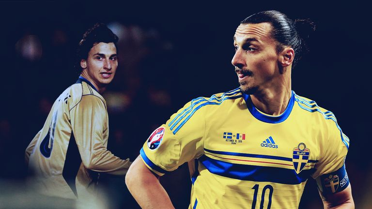 Zlatan Ibrahimovic aiming for final crack at Euro glory with Sweden