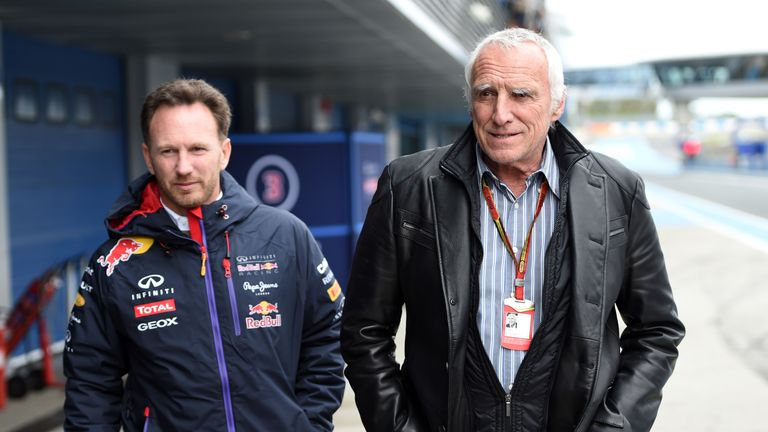 Dietrich Mateschitz has ruled out Renault engines in 2016