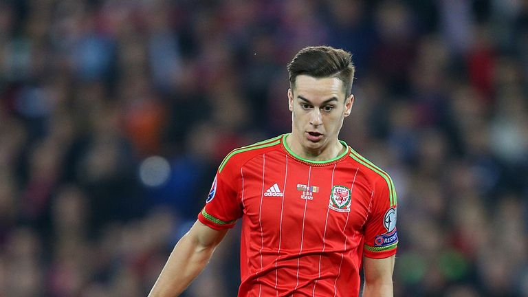 The 23-year old features for Wales twice during the 2016-17 campaign