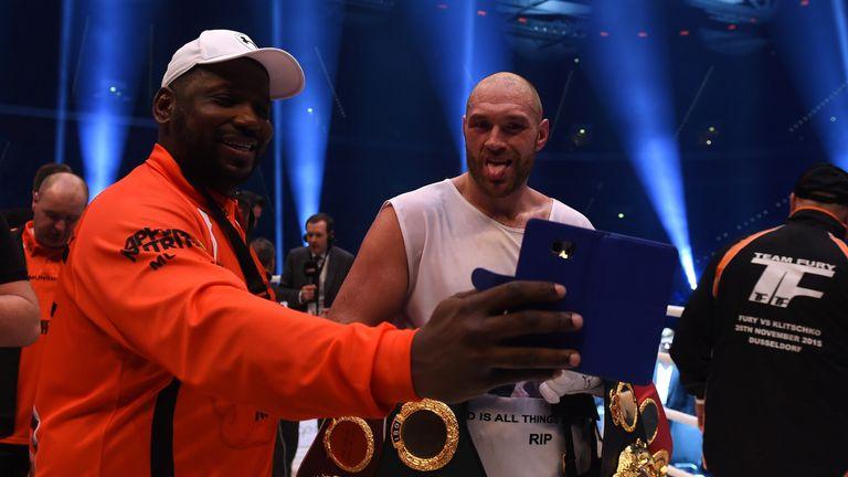 Social media reacted to Tyson Fury's win over Wladamir Klitschko in Germany