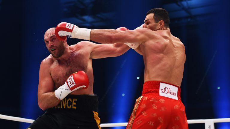 Fury Vs Klitschko RГјckkampf