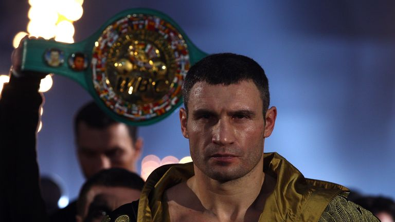 Vitali Klitschko was tougher than brother Wladimir, says Fury