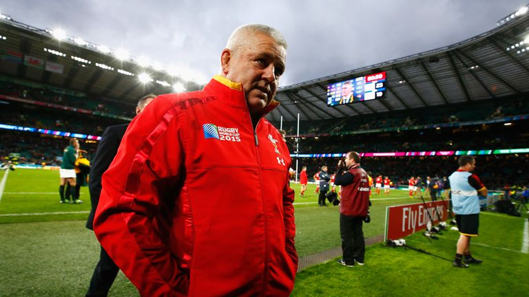 Warren Gatland was appointed after the 2007 World Cup when Wales lost to Fiji and failed to make the quarter-finals