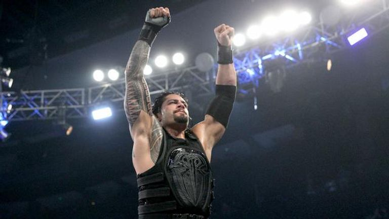 Roman Reigns had his world title swiftly snatched away